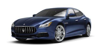 Maserati Quattroporte Leasing