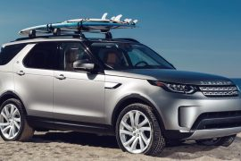 Land Rover Discovery 5 2017