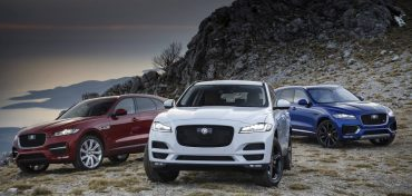 Jaguar F-Pace Modelljahr 2019
