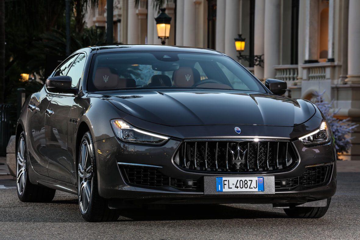 Maserati Ghibli S MY18 GranLusso