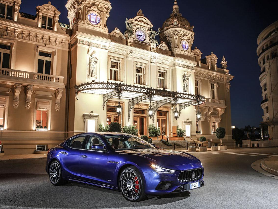Maserati Ghibli S MY18 GranSport