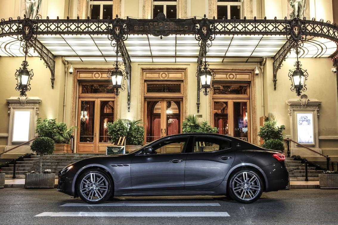Maserati Ghibli S Modelljahr 2018