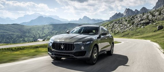 Maserati Levante GranSport 2018 Grau