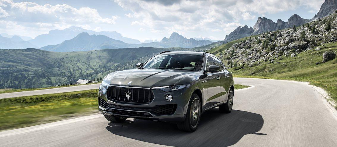 Maserati Levante GranSport 2018 Grau
