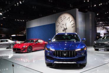 Maserati Motoren 2018