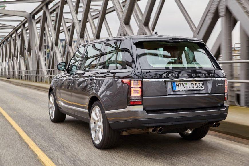 Range Rover 5.0 V8 SV LWB Autobiography
