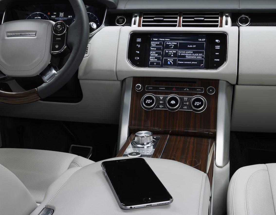 Range Rover 2017 innen