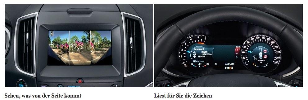 Ford Edge 2017 Bild 2