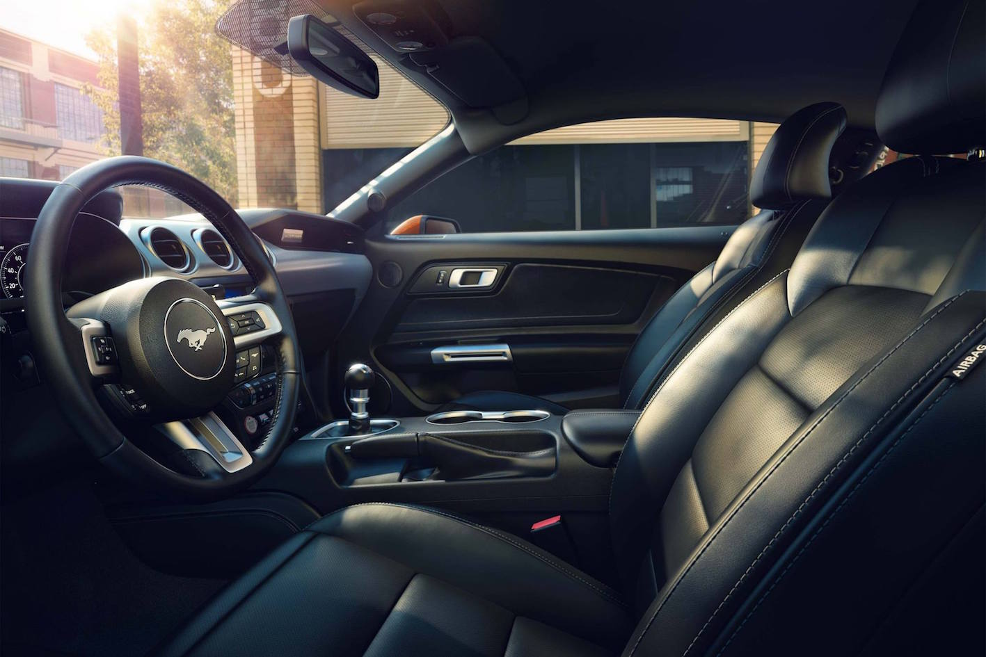 Ford Mustang 2018 Sitze