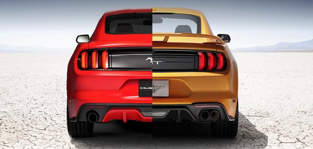 Vorstellung des neuen Ford Mustang 2018 mit allen 20 ...