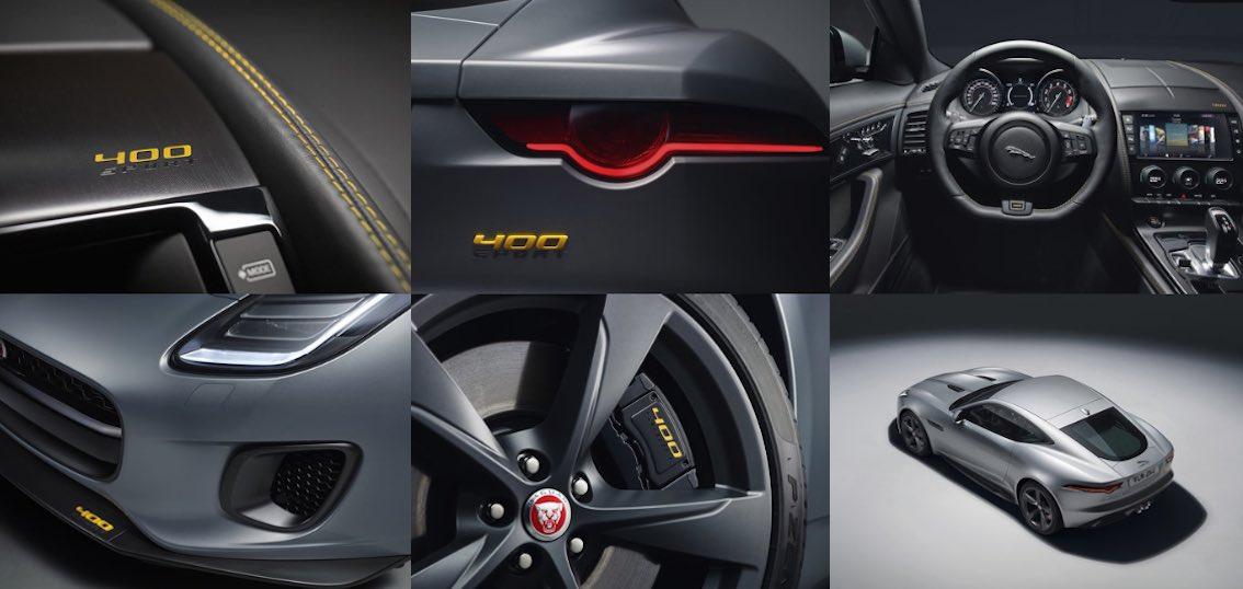Jaguar F-Type Sport Launch Edition 400
