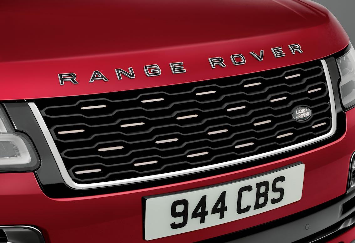 Range Rover SVAutobiography 2018 Kuehlergrill