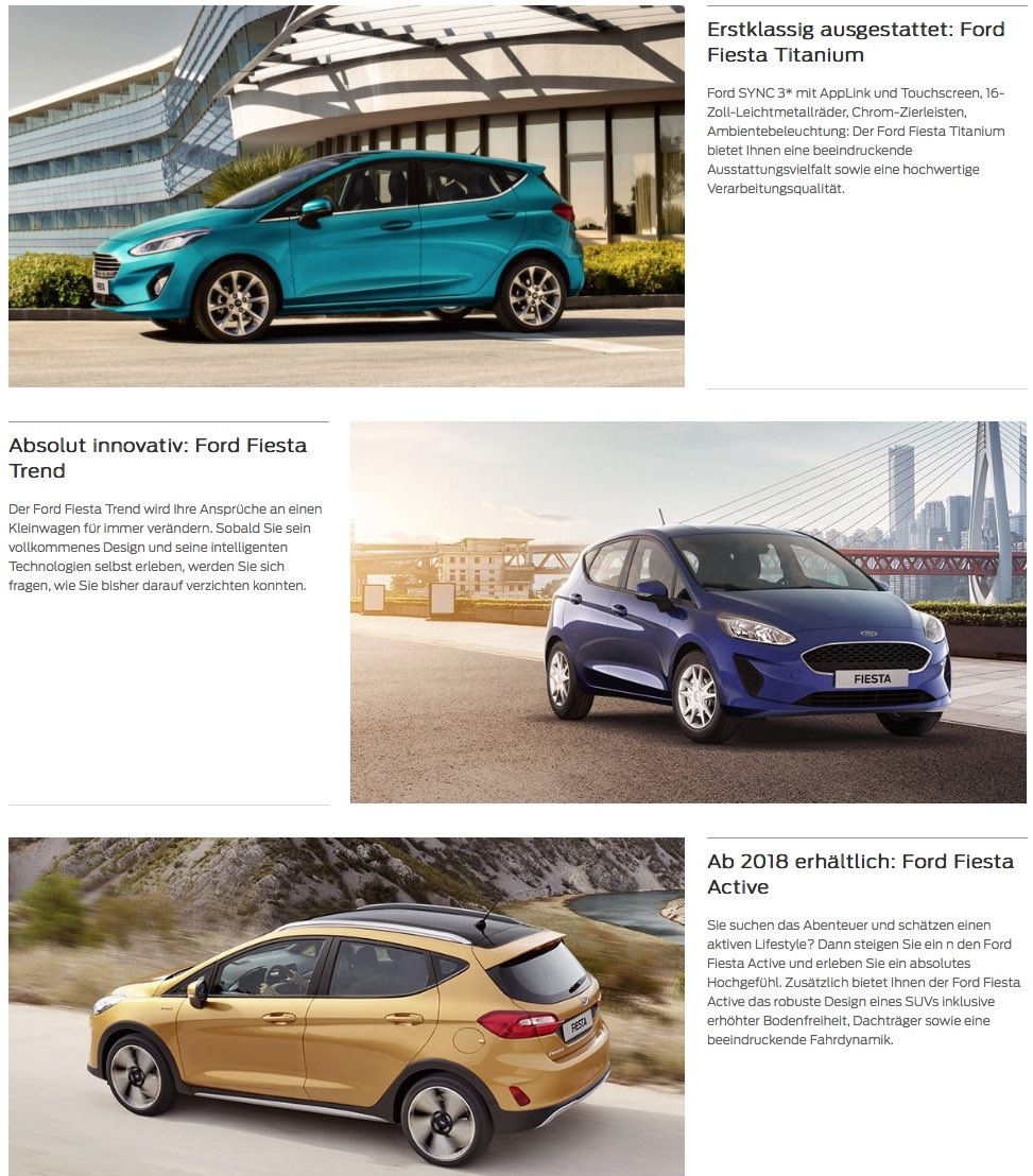 Ford Fiesta 2017 Trend