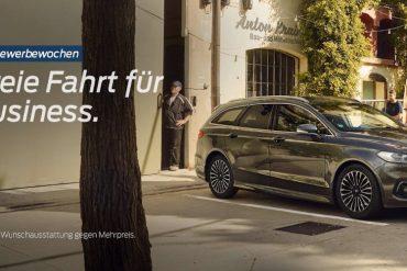 Ford Gewerbewochen 2019