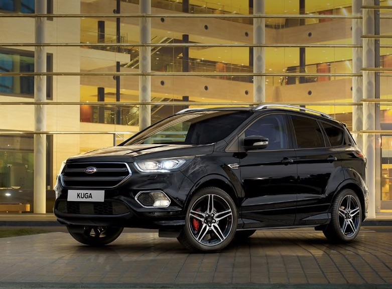 Ford Kuga Gewerbewochen 2019