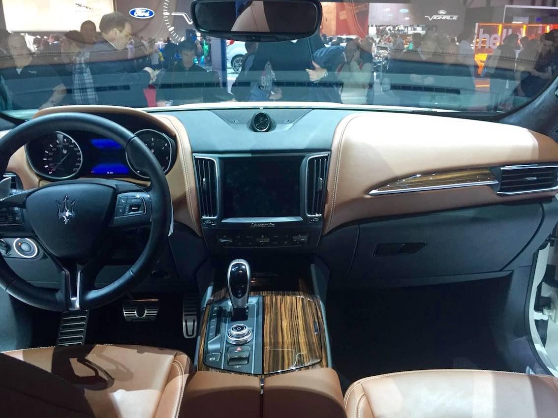 Maserati Levante Regensburg