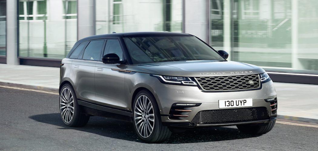 Range Rover Velar Bildergalerie