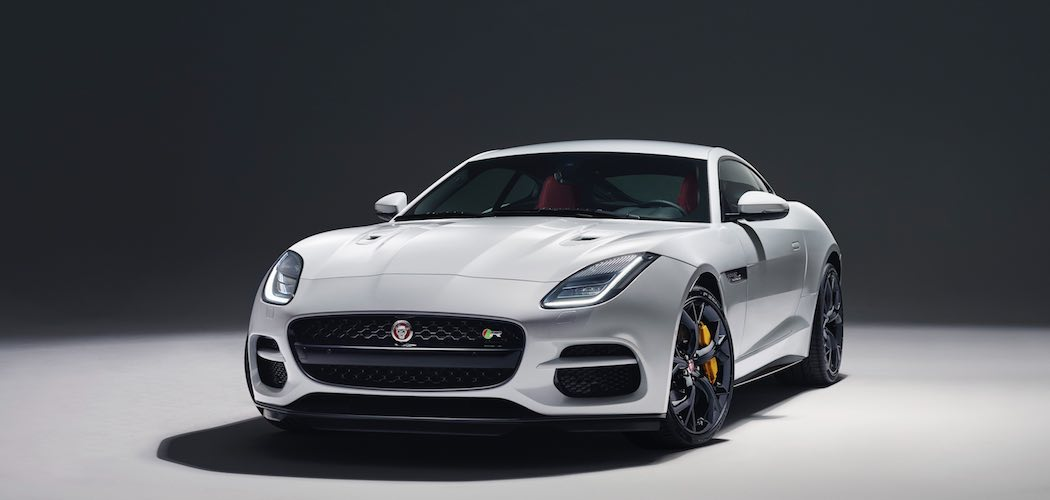 Jaguar F-Type R 2017