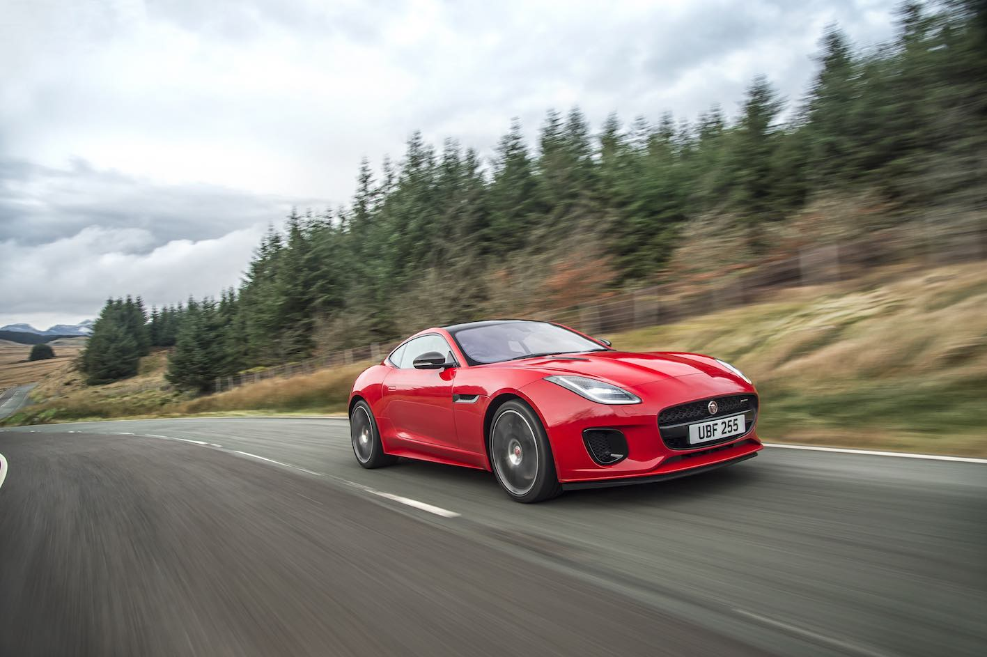 Jaguar F-Type Vierzylinder 12