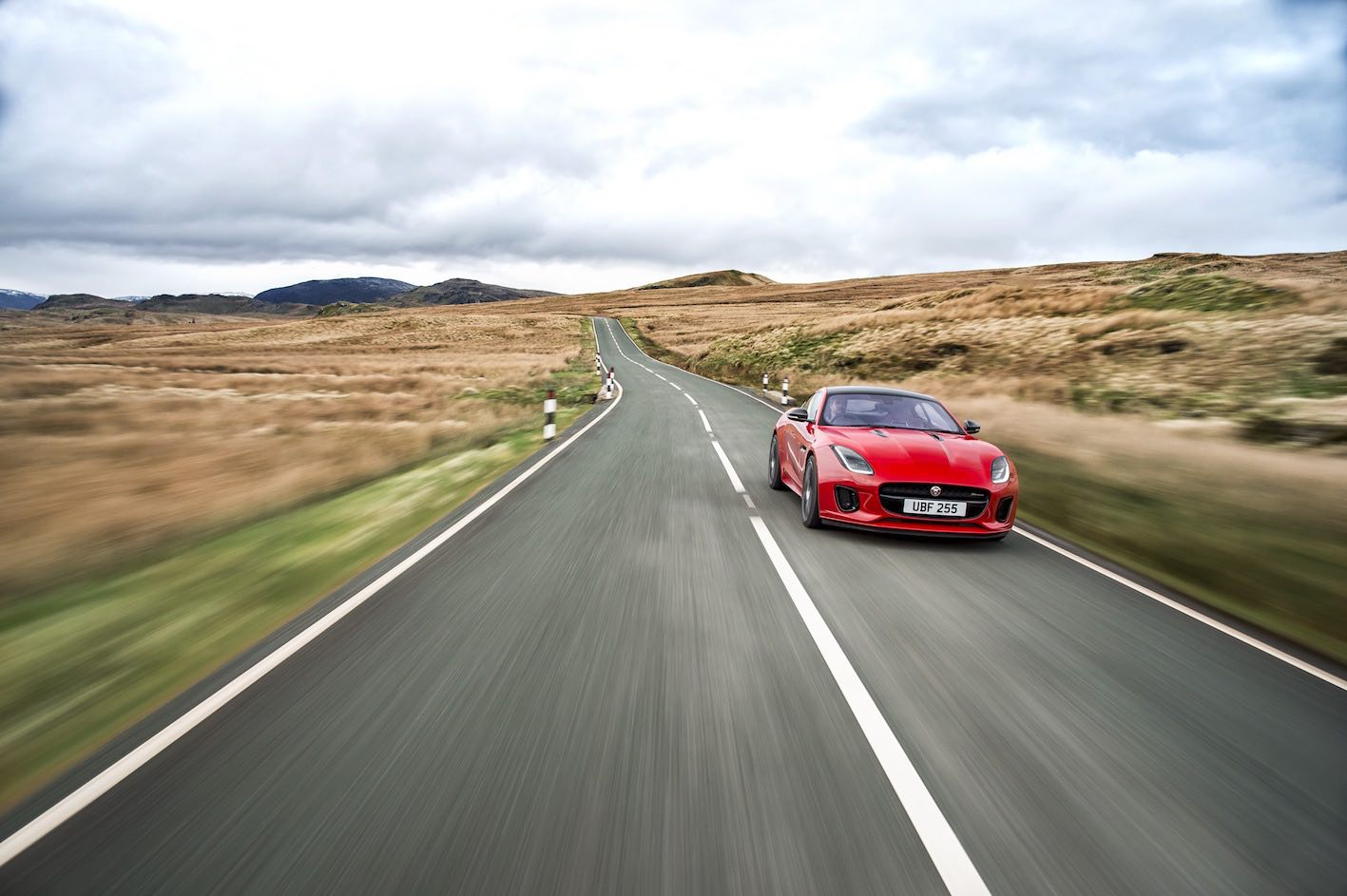 Jaguar F-Type Vierzylinder 5