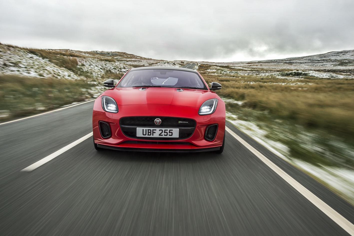 Jaguar F-Type Vierzylinder 6