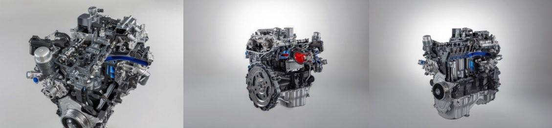 Jaguar F-Type Vierzylinder Motor