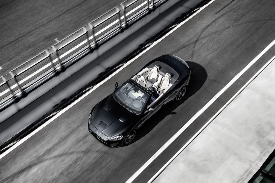 Maserati GranCabrio 2017 Special Edition
