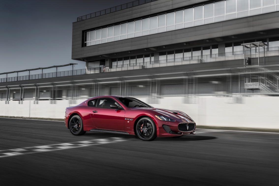 Maserati GranTurismo 2017 Special Edition
