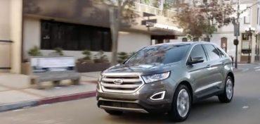 Ford Edge 2017 Video