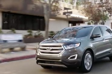 Ford Edge 2017 Video