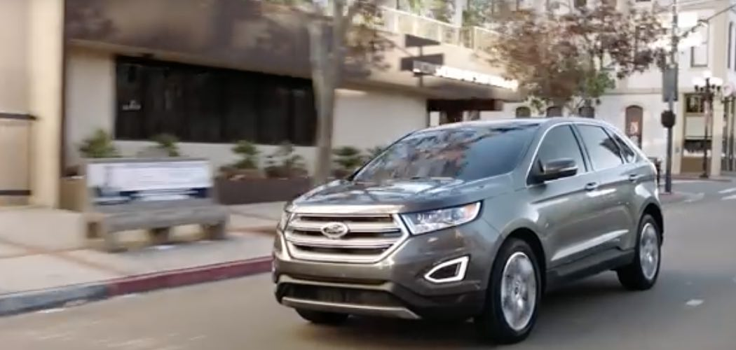 video ford edge titanium 2017 ford edge sport 2017. Black Bedroom Furniture Sets. Home Design Ideas