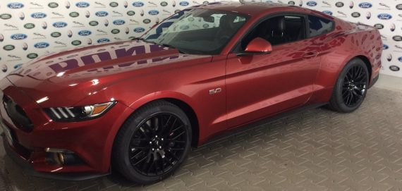 Ford Mustang 2017 Leasing