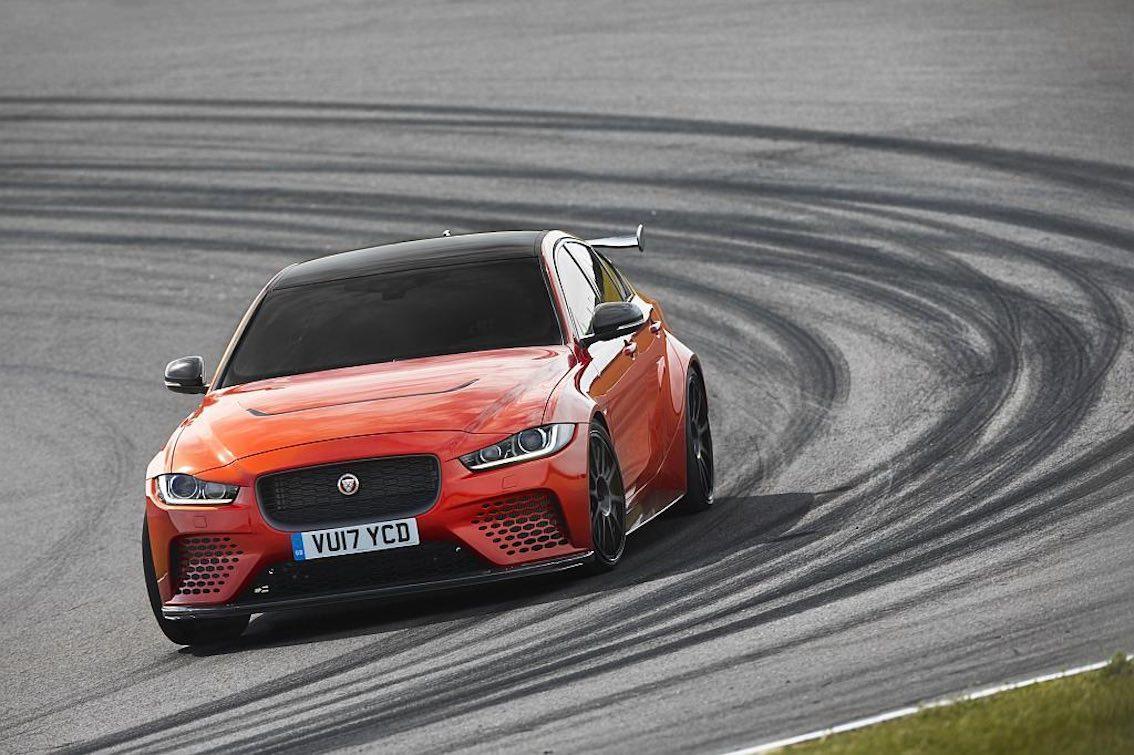 Jaguar SV Project 8