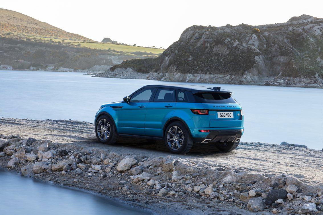Range Rover Evoque Landmark Sondermodell