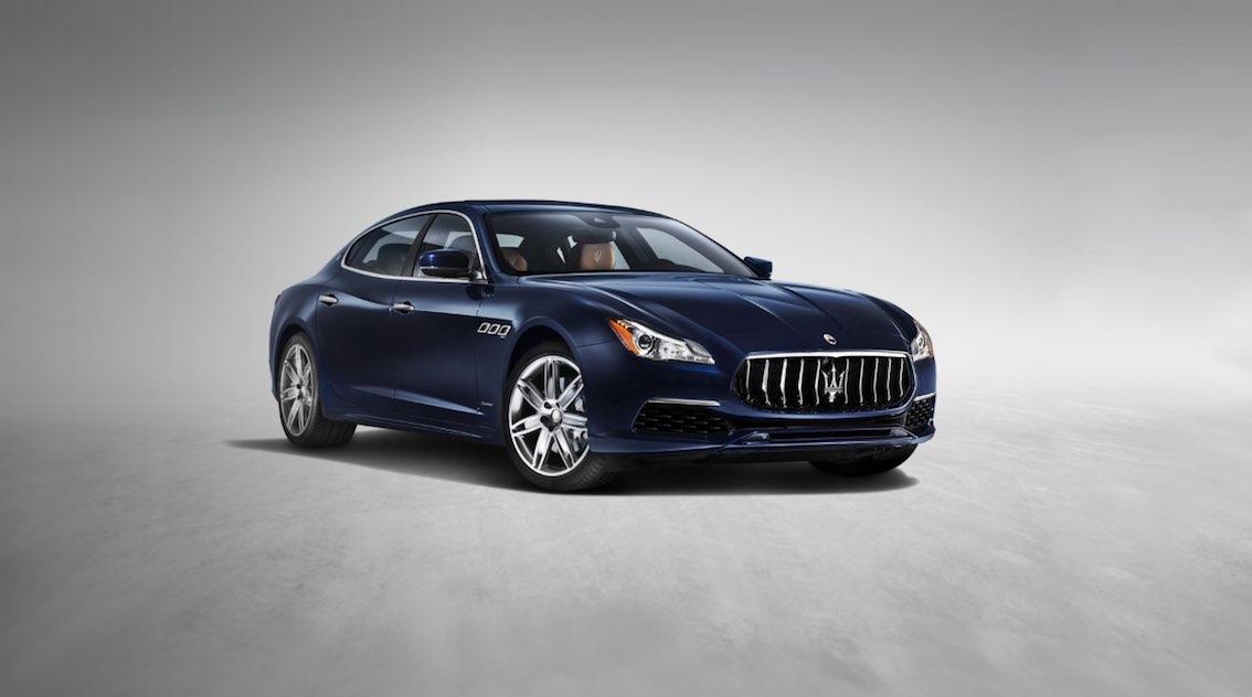 Maserati Quattroporte GranLusso 2017