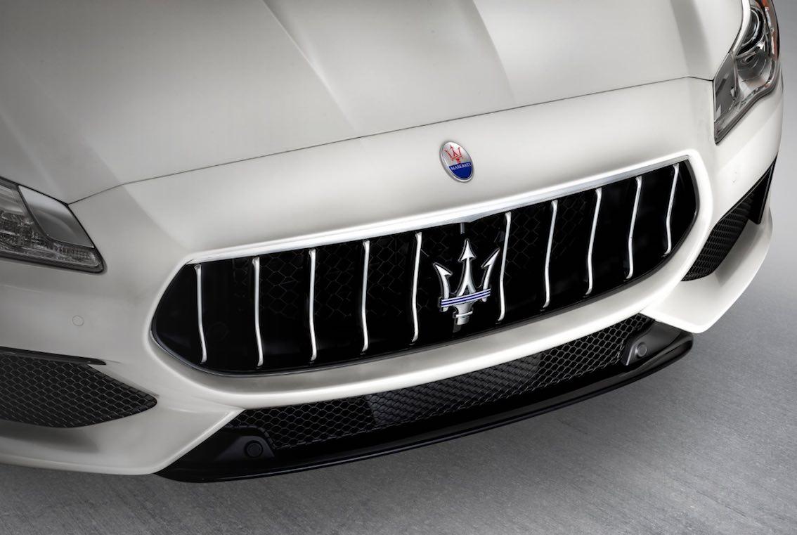 Maserati Quattroporte Gransport 2017