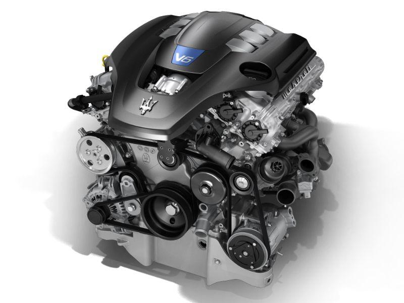 Motor Quattroporte 2017
