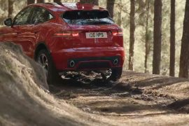 Jaguar E-Pace 2018 Video
