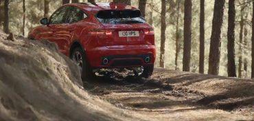 Jaguar E-Pace 2018 Video