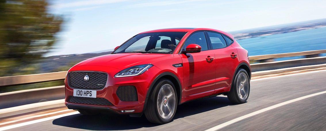Jaguar E-Pace Finanzierung