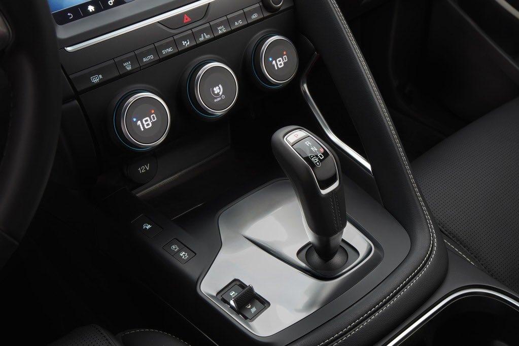 Jaguar E-Pace Schalthebel