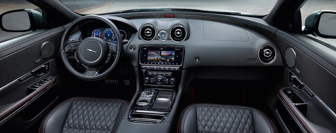Jaguar XJR575 Innenausstattung