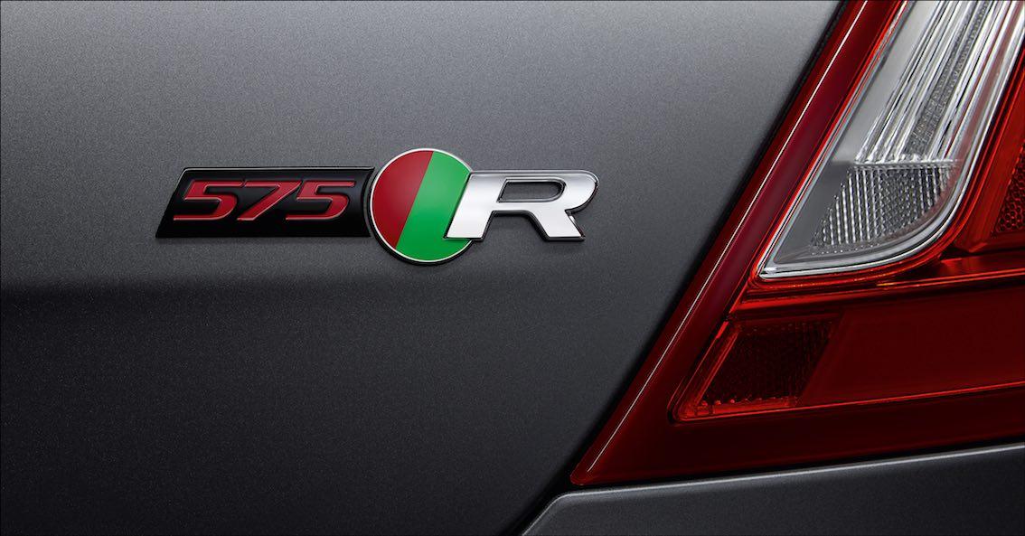 Jaguar XJR575R Logo