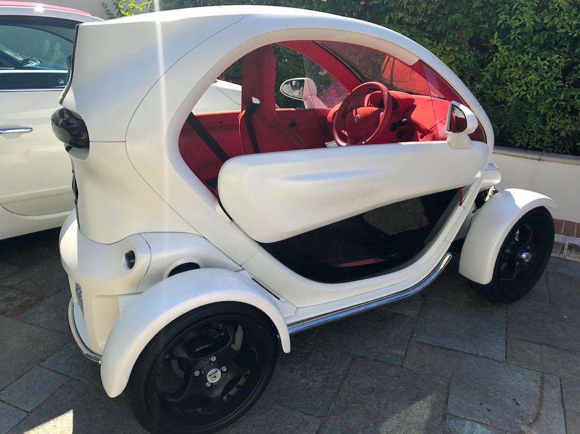 Renault Twizy Monaco