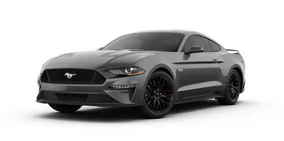 Ford Mustang 2018 GT Performance Package