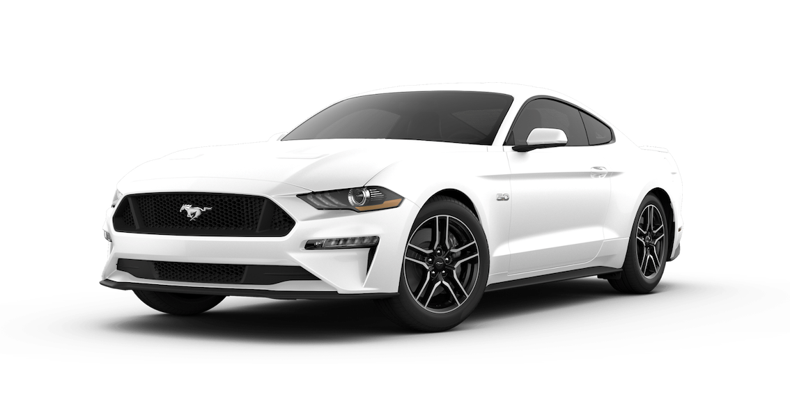 Ford Mustang 2018 Oxford White