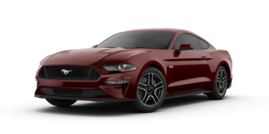Ford Mustang 2018 Royal Crimson