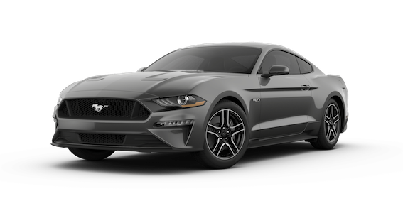 Ford Mustang 2018 GT ohne Performance Package