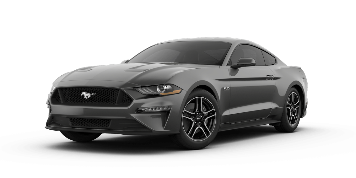 Ford Mustang 2018 Magnetic