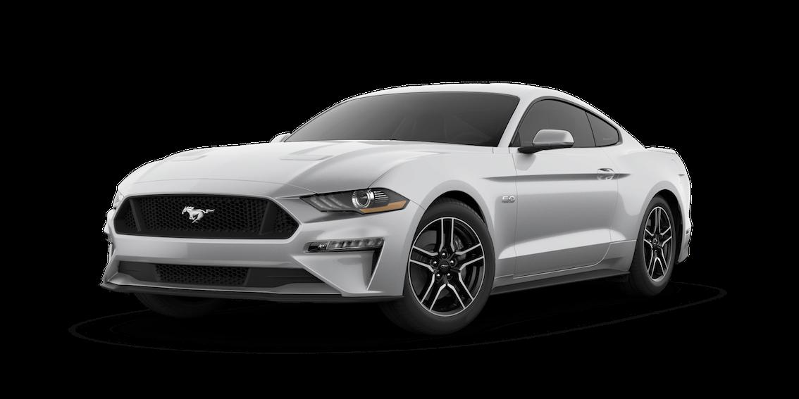 Ford Mustang 2018 Ingot Silver
